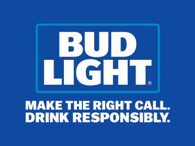Budlight Make the Right Call Drink Responsibly Campaign