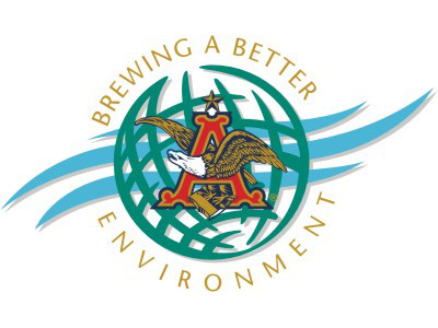 Budweiser Brewing a Better Environment logo