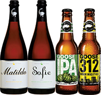 Goose Island products