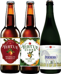 Virtue Cider products